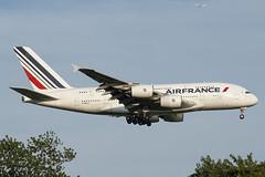 F-HPJJ - Air France - Airbus 380