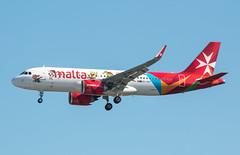 Airbus A320-251N - Air Malta - 9H-NEO