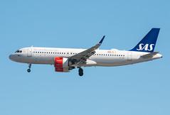 EGLL - Airbus A320-251N - SAS - EI-SIB