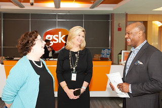 Veterans in the Workplace Event at GSK October 2018