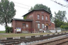 Biadki train station