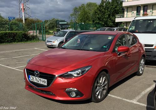 Mazda 3 from Bulgaria