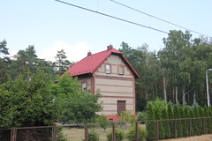 Cegły village