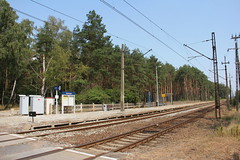 Daniszyn train station