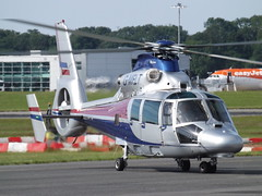 G-MFLT Eurocopter AS365N3 Dauphin Helicopter (Ven Air Ulc)