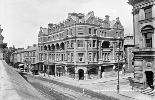 Northern Counties Hotel, Derry City, Co. Derry