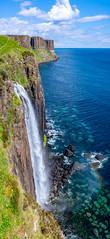 Kilt Rock and Mealt Falls