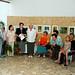 2004.06.21. Dr. Apró Ferencné festő kiállítása - Fotók:PURGEL ZOLTÁN©