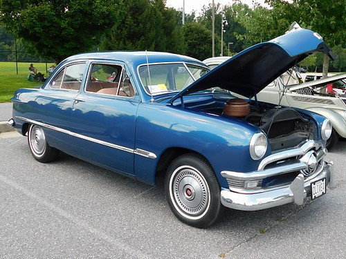 1950 Ford Custom Tudor