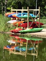 Herrick Lake Forest Preserve 2020-2018