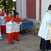 2005.06.25. Kisboldogasszony templom ezüstmise, újmise - Fotók:PURGEL ZOLTÁN©