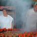 2005.08.13. Szerb napok a Castellum étteremben - Fotók:PURGEL ZOLTÁN©