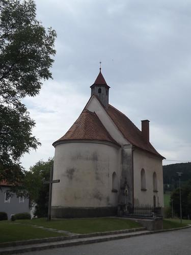 Friedhofskapelle, Semriach, Austria