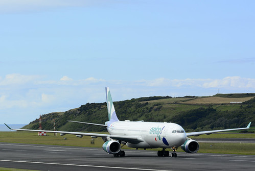 EC-LXA A330-343 cn 670 Evelop Airlines 160730 Lajes Field 1001