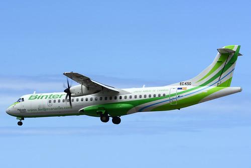 EC-KSG ATR72-212A cn 796 Naysa (Binter) 160628 La Palma 1003