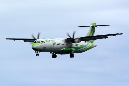 EC-KSG ATR72-212A cn 796 Naysa (Binter) 160628 La Palma 1001