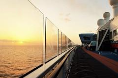 Sunrise on The Arabian Sea. Lumix DMC TZ70 P1060825
