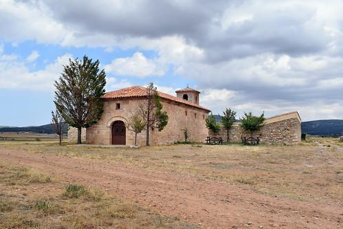 Ermita de la Virgen del Buen Acuerdo (Gallocanta)