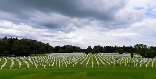 Henri-Chapelle American Cemetery, Belgium