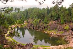 Red Rocks Forest, Hunan, Zhangjiajie, China, 红石林国家地质公园,