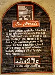 Arcade Hotel- Tarpon Springs FL (3)