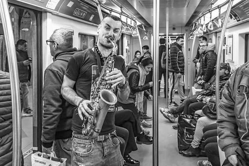 Underground Sax