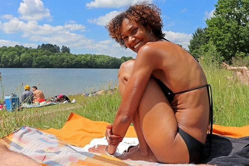 At lake Bütgenbach (2)