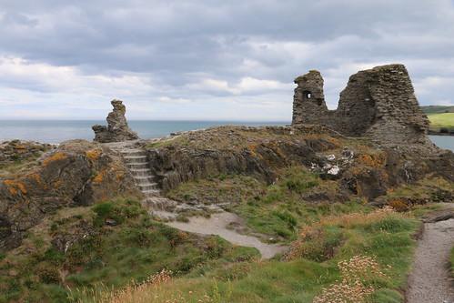 Wiklow Black Castle