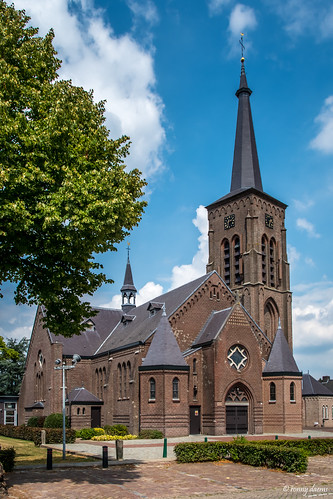 Wintelre, Sint-Willibrorduskerk.