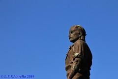 Estátua do Laçador
