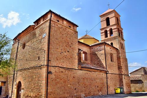 Iglesia de San Pedro (Gallocanta)