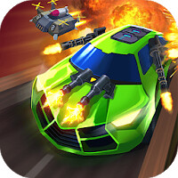 Road Rampage Mod Apk [Unlimited Money] v3 7 Android