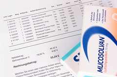 Medicals with invoice