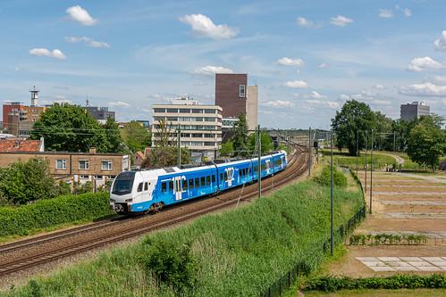 Hengelo Blauwnet 7401 Sprinter 7656 Zwolle