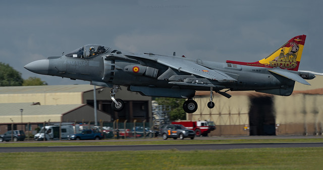 Photo:Harrier Take Off By Falcon_33