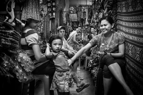 Sukawati market, Bali, Indonesia