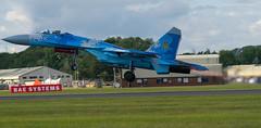 Su-27 Take Off