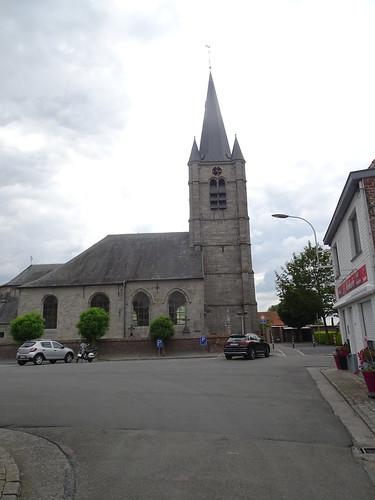 Eglise de Saint-Léger en 2019
