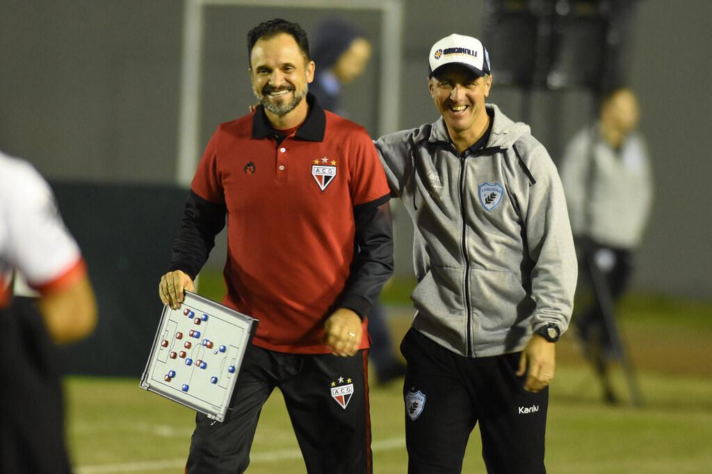 Londrina x Atlético Goianiense