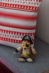 Captain Jack in Comfort - Room 510, Hotel Triton, San Francisco