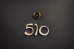 The Door - Room 510, Hotel Triton, San Francisco