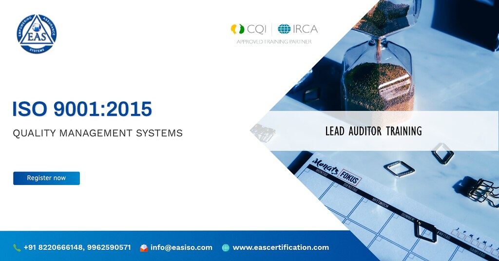 iso 9001 lead auditor training course - Download Photo