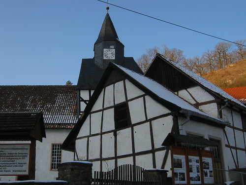 Sankt Mariä Geburt zu Questenberg, Harz