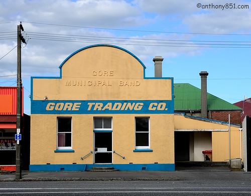 Gore Municipal Band Hall