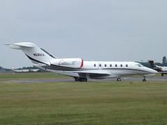 N541CX Cessna Citation 750X (CGW Southeast Management X LLC)