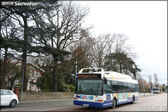 Heuliez Bus GX 317 GNV - Tisséo Voyageurs / Tisséo n°0357