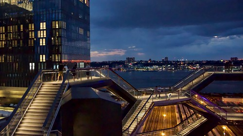View West - Hudson Yards, New York City