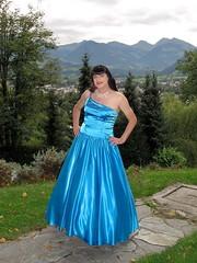 Birthday ballgown