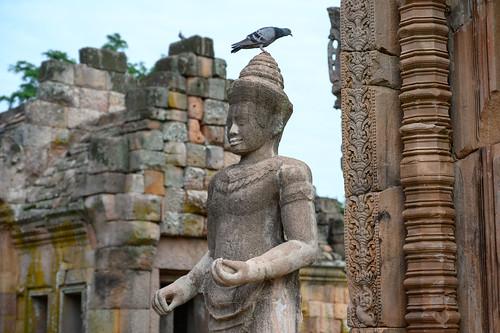 Prasat Phanom Rung..Thaïlande