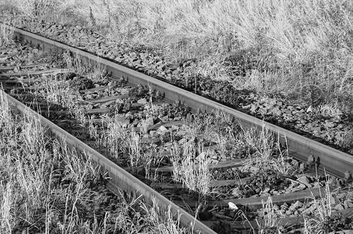 Strecke nach Bismark/Altmark
